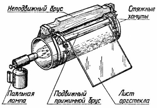 Как сделать трубу из листового